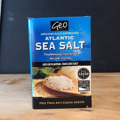 GEO ATLANTIC SEA SALT