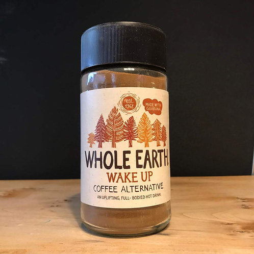 WHOLE EARTH WAKE UP GUARANA