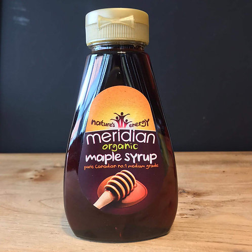 MERIDIAN ORGANIC MAPLE SYRUP (250G)
