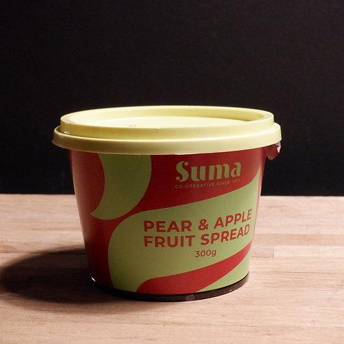 SUMA PEAR & APPLE FRUIT SPREAD 300G