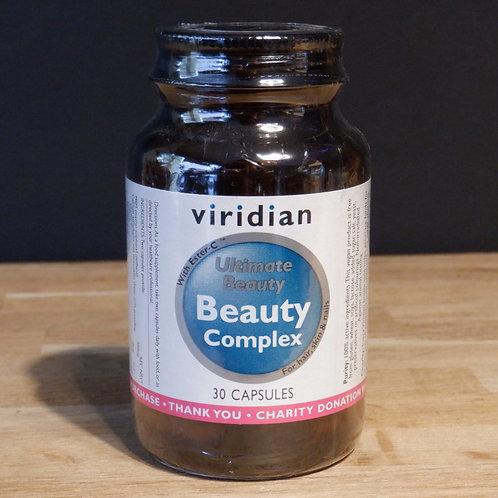 VIRIDIAN - BEAUTY COMPLEX - 30 CAPS