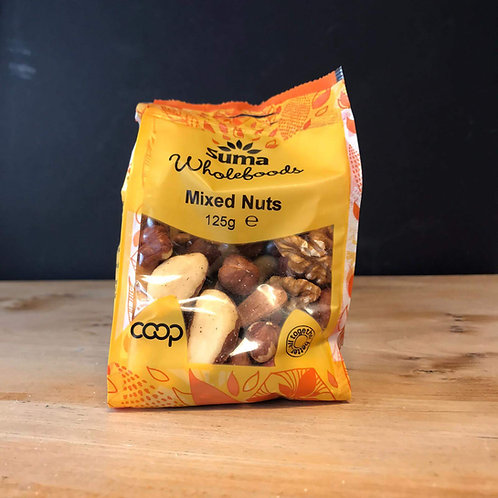 SUMA MIXED NUTS (125g)