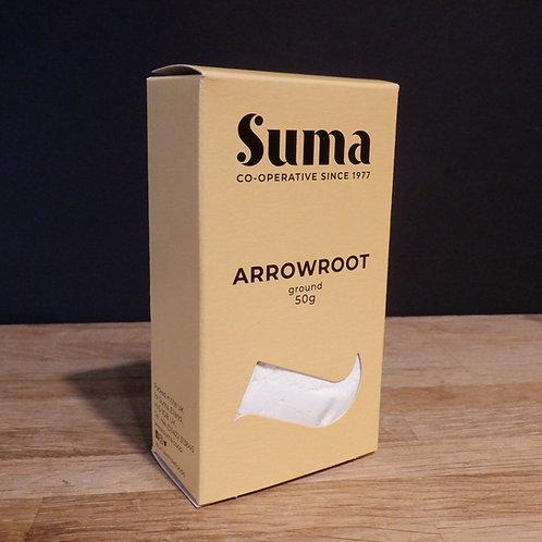 SUMA - GROUND ARROWROOT 50G