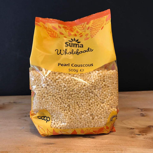 SUMA PEARL COUS COUS 500G