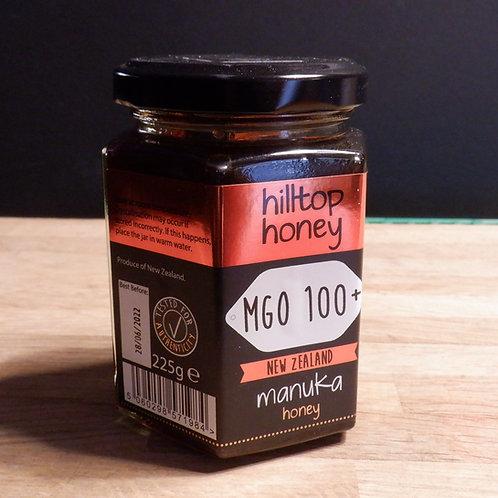 HILLTOP MANUKA HONEY MGO 100+