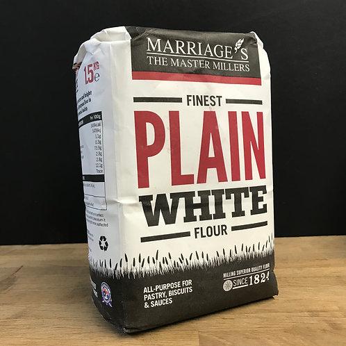 MARRIAGES PLAIN WHITE 1.5KG