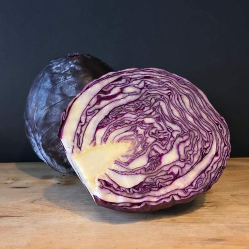 TACONS RED CABBAGE (EACH) - NORFOLK