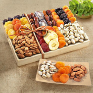 Nuts, Seeds, Dried Fruits