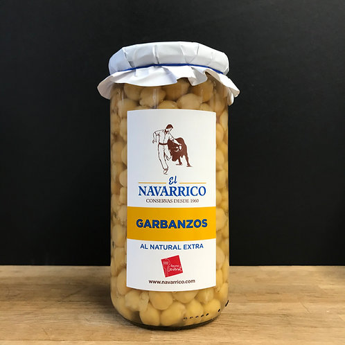 NAVARIRICO GARBANZO CHICKPEAS 700G