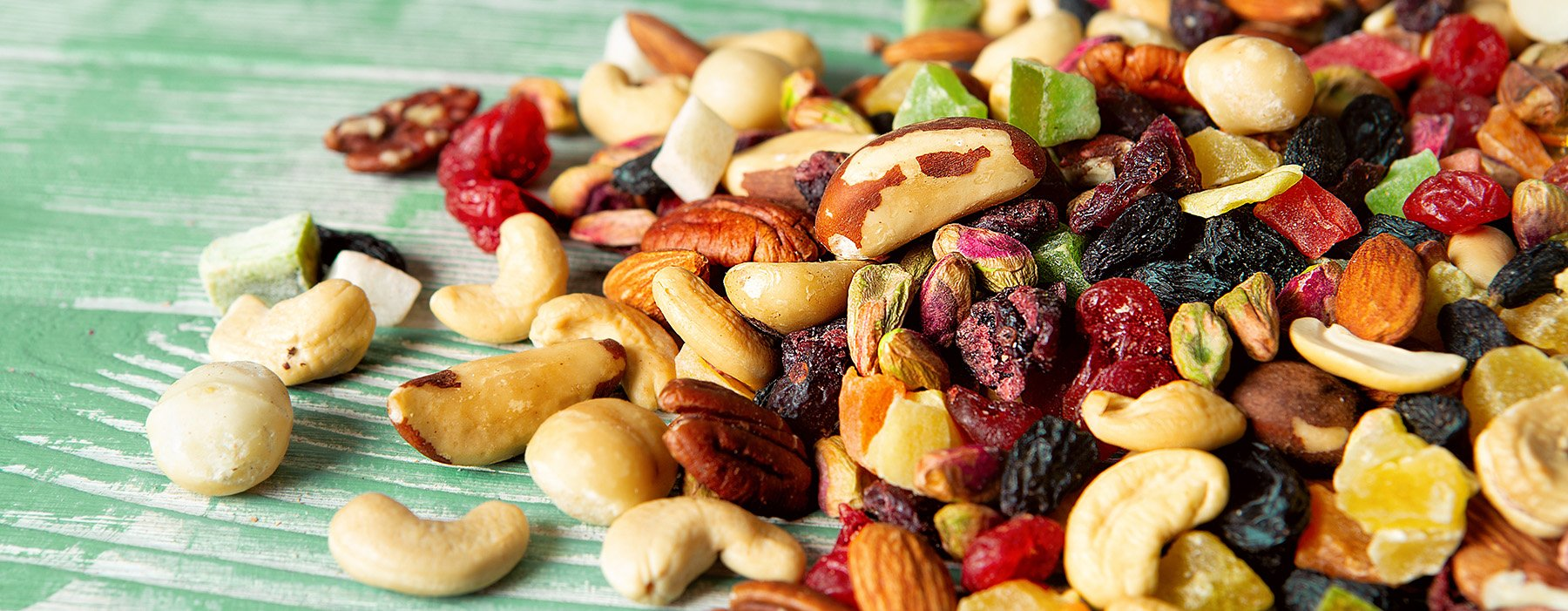 nuts fruits seeds