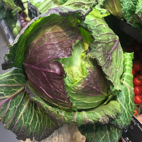 JANUARY KING CABBAGE (EACH) - UK