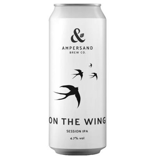 AMPERSAND - ON THE WING - 4.3% ABV