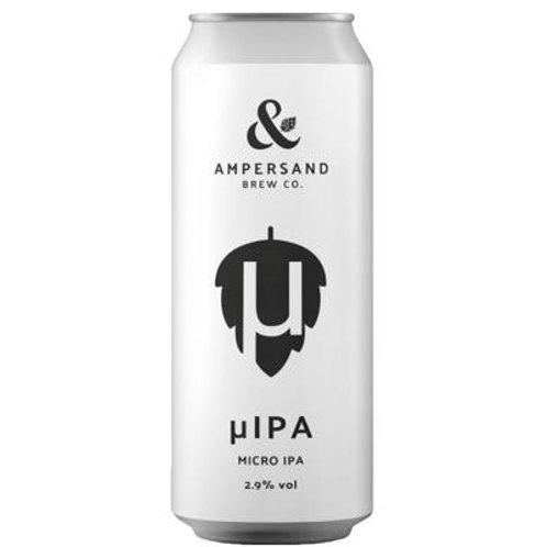 AMPERSAND - UIPA - 2.9% ABV