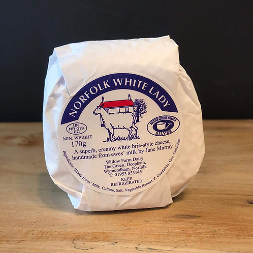 NORFOLK WHITE LADY 200G