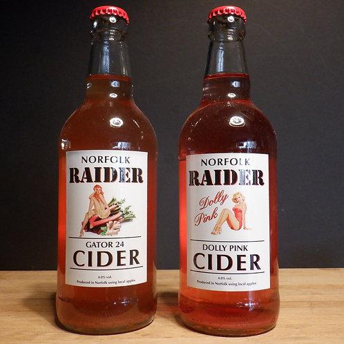 NORFOLK RAIDER CIDER -500ML