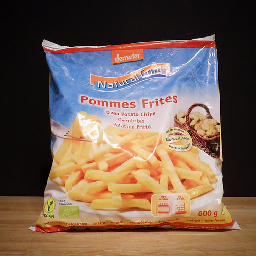 NATURAL COOL - OVEN OR FRY CHIPS 600G