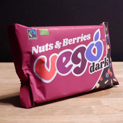 VEGO - DARK, NUTS & BERRIES 85G