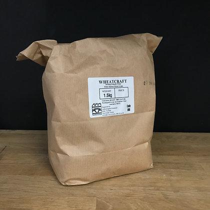 Letheringsett Wheatcraft Flour 1.5KG