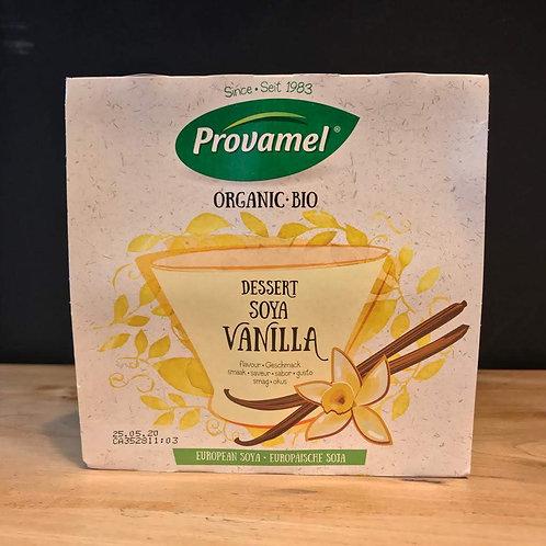 PROVAMEL ORGANIC VANILLA DESERT 4x125g