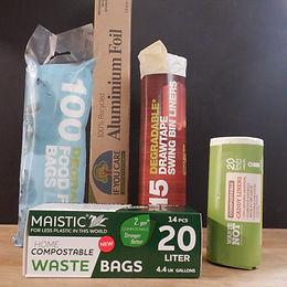 Bin Bags & Foil