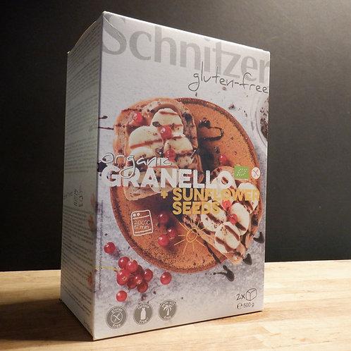 SCHNITZER GRANELLO- SUNFLOWER & SEEDS