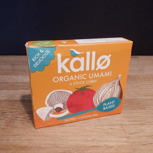 KALLO - UMAMI STOCK CUBES
