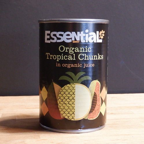 ESSENTIAL TROPICAL FRUIT CHUNKS