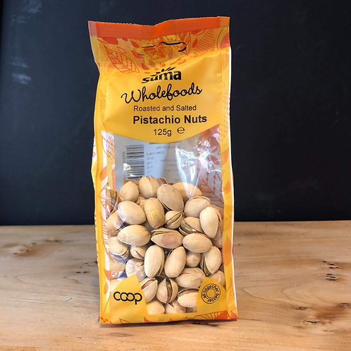 SUMA ROASTED & SALTED PISTACHIO NUTS (125g)
