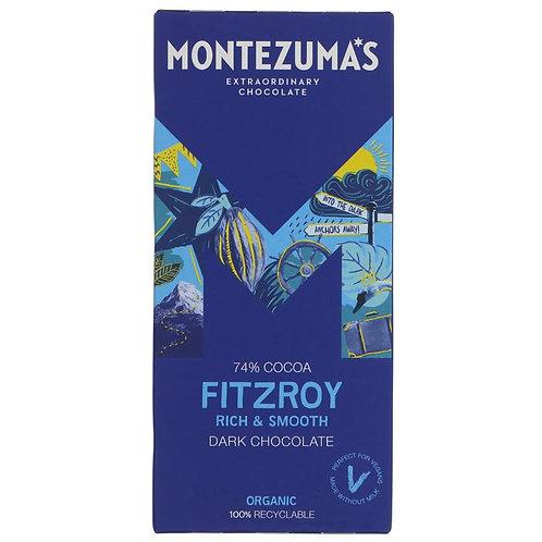 MONTEZUMA FITZROY VERY DARK 74% 90G