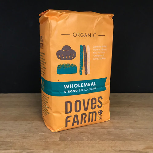 DOVES FLOUR STRONG WHOLEMEAL