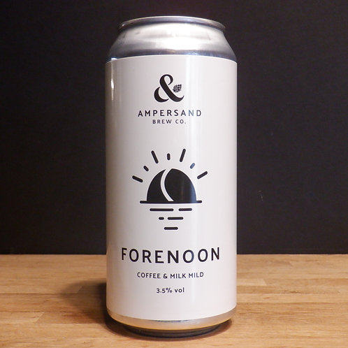 AMPERSAND - FORENOON - 440ML CAN - 3.5% ABV