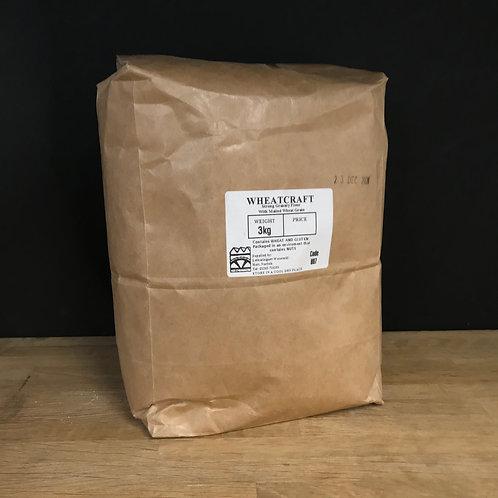 Letheringsett Wheatcraft Flour 3KG