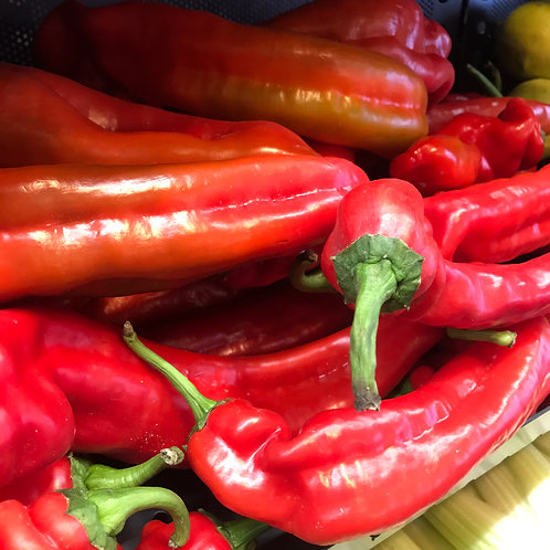 RAMIRO RED PEPPERS (KG) - SPAIN