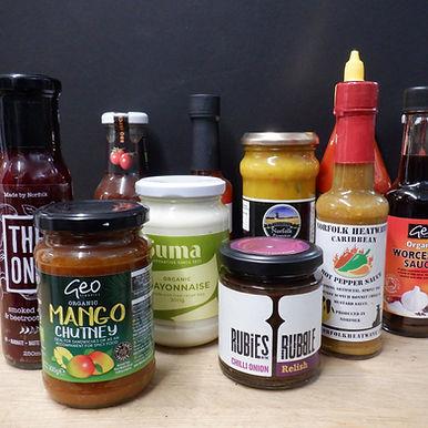 Table Sauce & Chutney