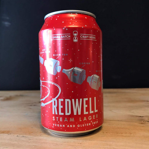Redwell Steam Lager