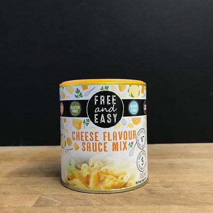 FREE & EASY CHEESE FLAVOUR SAUCE MIX