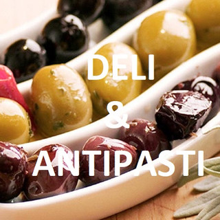 DELI & ANTIPASTI