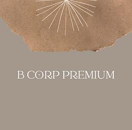 b corp premium moment of impact