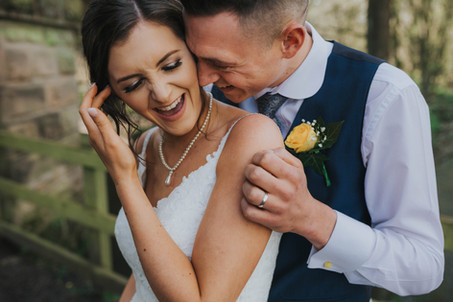 An Emotion-Fueled Wedding, Redditch