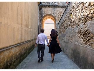 Destination Engagement Shoot, Italy