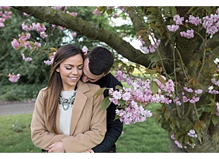A Spring Engagement Shoot, York