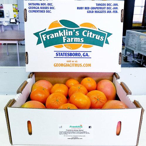 Franklin's Winter Blend Citrus Box