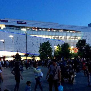 mercur shopping centre