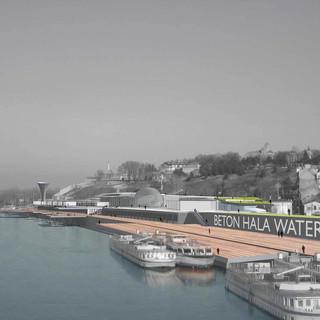beton hala waterfront