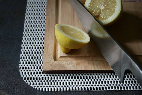 StayPut Chopping Board Safety Mats - 34 x 28cm - Pearl White