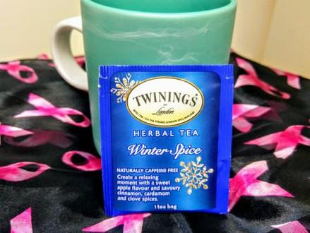 Teatime with Mrs. Joho: Twinings Winter Spice
