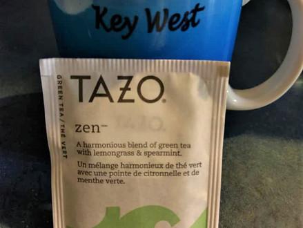 Teatime with Mrs. Joho: Tazo Zen Tea