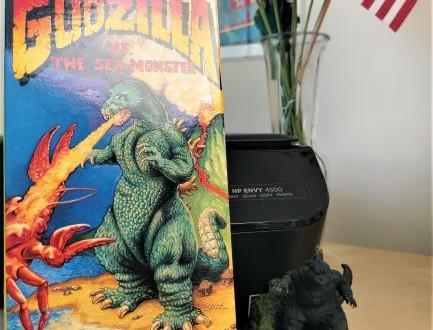 Let's Talk: Ebirah, Horror of the Deep (1966)/Godzilla vs. the Sea Monster (1968)