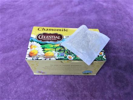 Teatime with Mrs. Joho: Celestial Seasonings Chamomile Tea