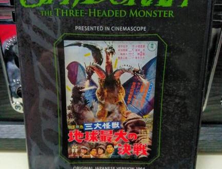 Let's Talk: Ghidorah, the Three-Headed Monster (1964 & 1965)